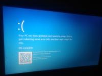 Windows10n bluescreen