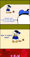 Dolan opettaa käytöstapoja
