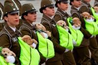 Chileläiset poliisipupperit