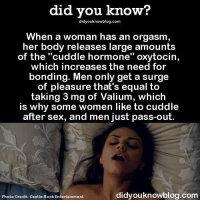 Naiset on haleista ja miehet unesta