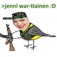 Jenni War-tiainen