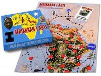 Afrikkaan lähti