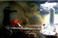 Ikuinen taistelu - >:3 vs. :3