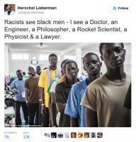 I see niggers...