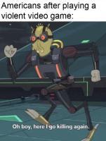 Väkivaltaiset videopelit