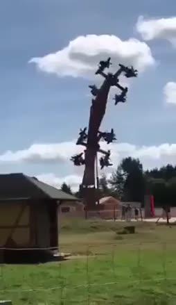 Huvipuisto Saksassa