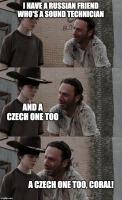 Czech one too