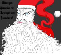 Paint-Joulukalenteri Luukku 8