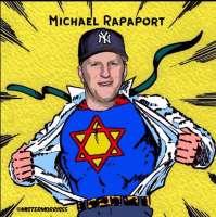 Super Jew: Michael Rapaport