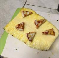 Pizza kuuluu ananakseen