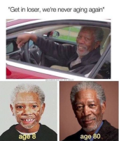 Morgan Freeman - Kuolematon