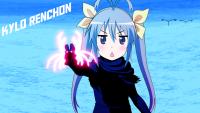 Kylo Ren-chon :3