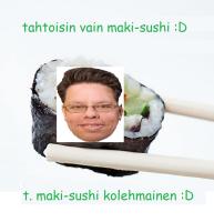 >maki-sushi-kolehmainen :D