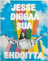 Jeesus diggaa sua