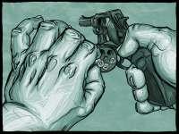 False Positive - Cops 'n Robbers