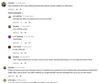 Speden Naisten logiikka - bensamittari kommenttiosio