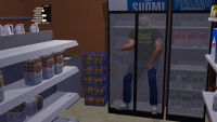Pampi yritti ostaa kaljaa mutta epäonnistui