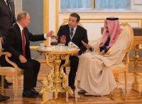 Putinin teekutsuilla on pakko kieltäytyä kaikesta.