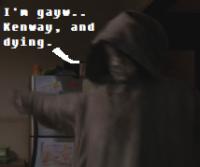 Kenway on kummitus