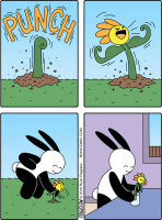 Keväällä kasvit heräävät eloon