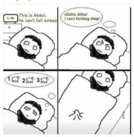 Uneton Bagdadissa