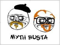 Myhth busta