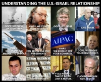 Israelin ja Yhdysvaltojen väliset suhteet