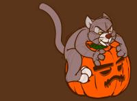 Hauskaa Halloweenia