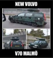 Volvo Malmö edition