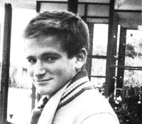 A 19-year-old Robin Williams in 1969