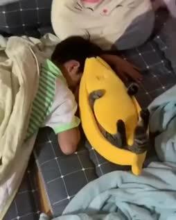 kummallinen banaani :3