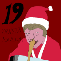 Paint joulukalenteri luukku 19