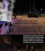 CyberPunk Luolasto - Tilanne kadulla