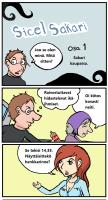 Sicel Sakari Osa 1.