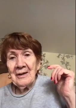 Kusipää mummo