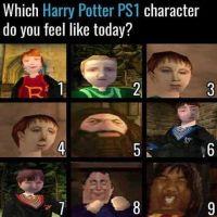 Mikä hahmo olet?