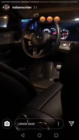 Luotettava taksikuski