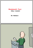 Handmaids tale.