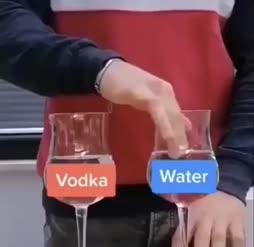 vettä vai vodkaa