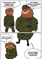 Armeijassa tapahtuu II.
