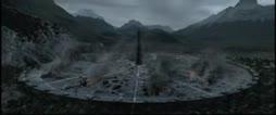 hobbits to isengard