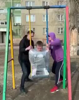 venäläinen huvipuisto