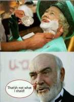God shave the queen!
