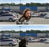 Mummon vuoksi...