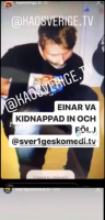 uusruotsalaiset kidnappasivat teiniräppärin