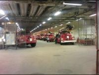 Palo-automuseo 2011. Suljettu paikka