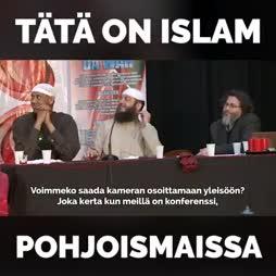 kaikki ei ole radikalisoituneet, normaali uskonto