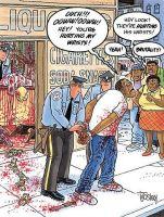 Poliisiväkivaltaa