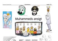 Muhammad pilapiirroskuvat 2005