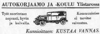 autokoulu